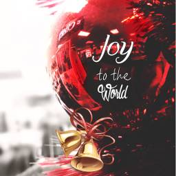 bellsstickerremix bells red christmastreeornaments christmastree pcchristmasdecoration freetoedit