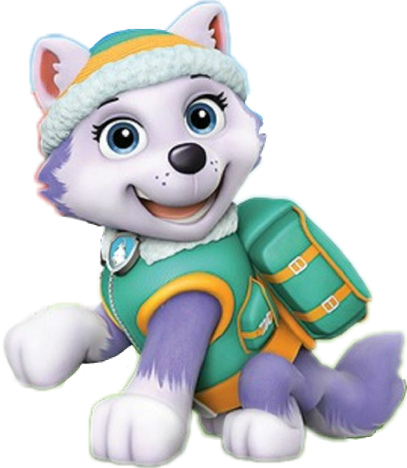 image everest png png paw patrol wiki fandom powered