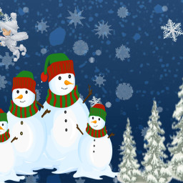 snowmanfamily