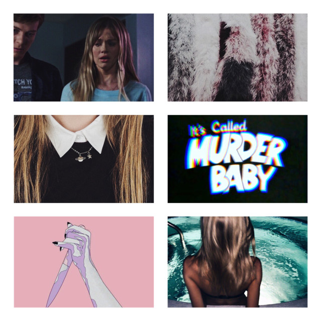 #LydiaMartin as #BrookeMaddox #TeenWolf x #Scream
