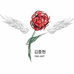 rosesforjonghyun jonghyun shineejonghyun ripjonghyun shinee