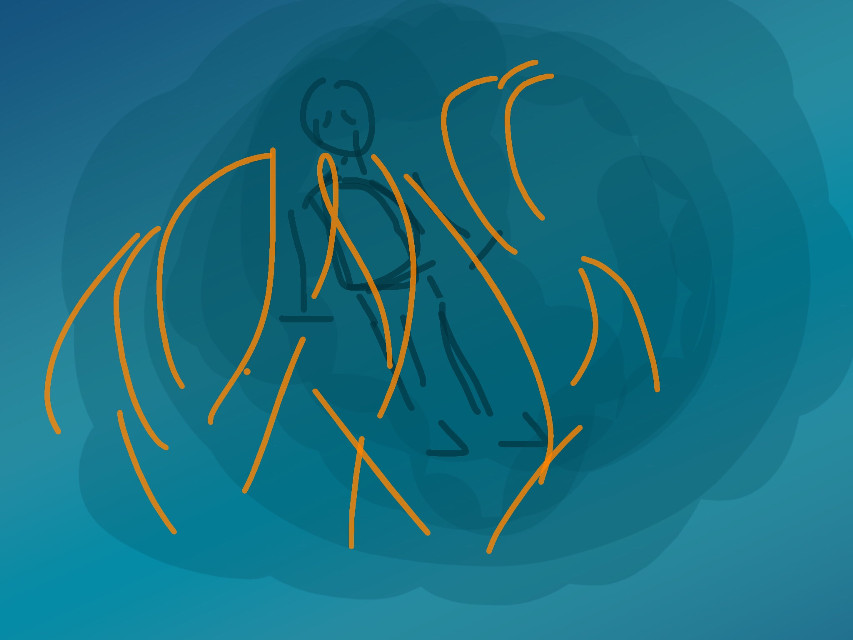 #freetoedit #art #myart #vent #ventart #fire #water #messy #mess #sketch #sketchy