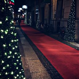 christmas2017 photography streetphotography iphonephotography night pcalliwantforchristmasis ecmytravel pcsecretspotsinmycity pcred pcstreetcorner pcretroitems pclight