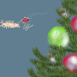 freetoedit santaclaus merrychristmas feliznavidad xmas