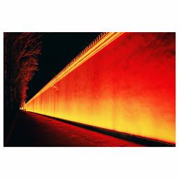 city night wall light lights