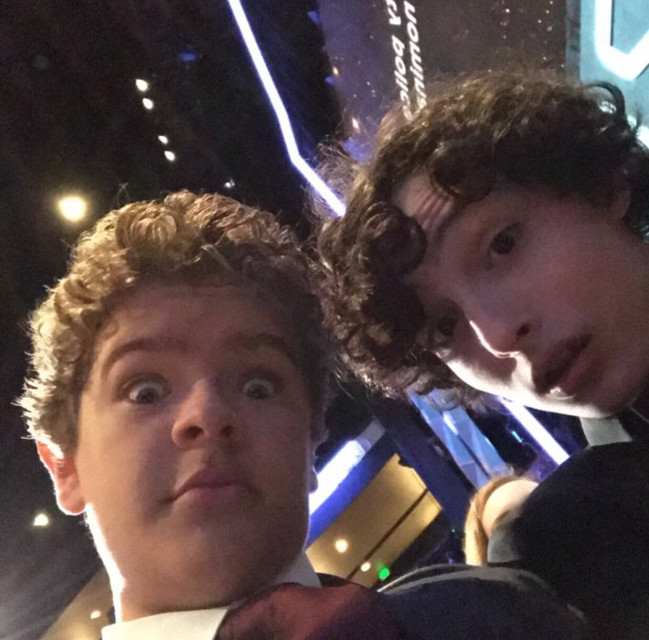 Happy birthday Finn. I love you like a brother hope you enjoy the year of being 15 as much as I'm enjoying it. Hope you had a great buddy. I love you and I'll see you soon @finnwolfhard-