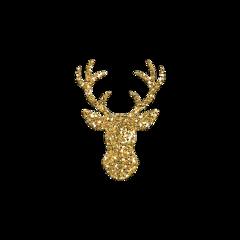 reindeer deer antlers deerantlers christmasiscoming freetoedit