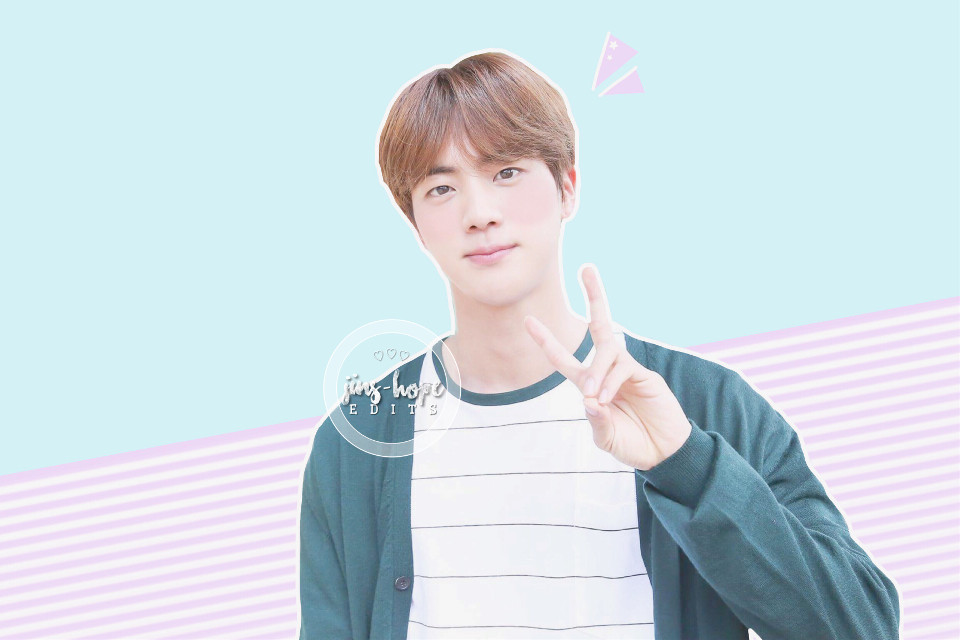 jin requested by @-majikku 💖  #bts #btsarmy #btsedit #btsjin #kimseokjin #seokjin #jin #kpop #pastel #edit   sticker from chimderella