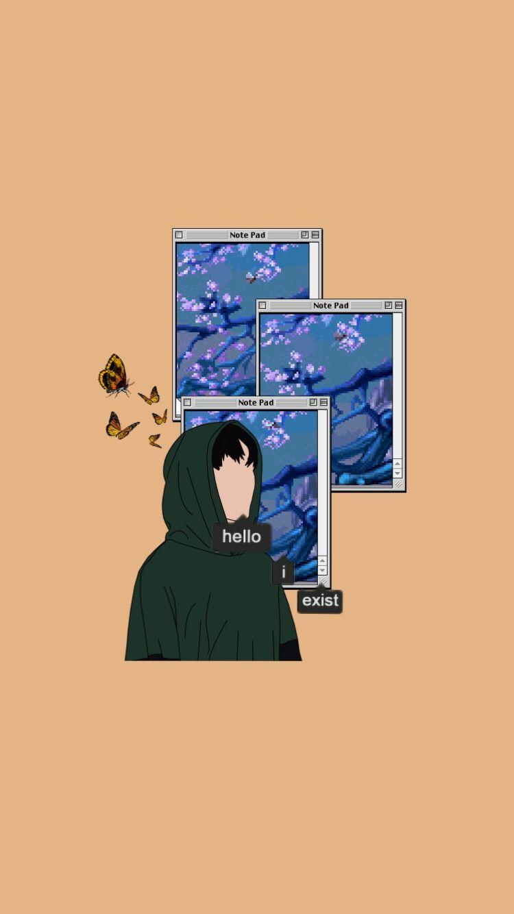 Freetoedit Seventeen Vernon Wallpaper Aesthetic Kpop