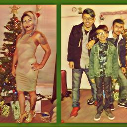freetoedit merry_christmas🎄 feliznavidad2017 family merry