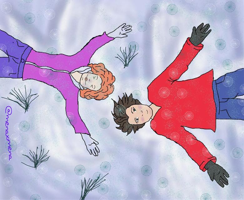 #dcwinterscenes #winterscenes #mydrawing #drawingmena
