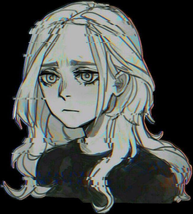 sad sadgirl anime animegirl girl artfreetoedit