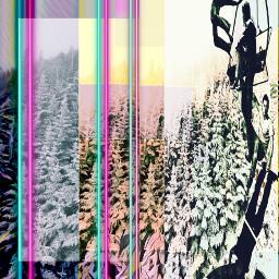 freetoedit snowlift hilltop skilift pictureofthedayremix