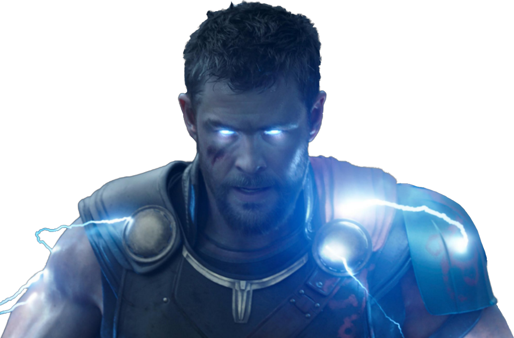 thor thorodinson ragnarok thunder chrishemsworth png