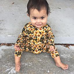 baby cute babymodel babyfashion kidsfashion freetoedit
