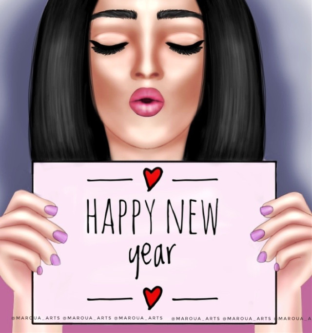 💕🎉 Take a leap of faith and begin this wondrous new year by believing ❤️❤️ #new #newyear#newyear2018 #happy#girl#love#party#art #mydraw#hair#face#color😊🌷💕 #art #color #beautiful #beauty #girl #eyes #drawing #mydrawing #photography #me #girly #makeup #woman #freedom #summer #summervibes #girl #cute #emotions #colorful #people #travel #beach #fashion #art #arts #drawing #drawstepbystep #drawingtools #drawsnow #draws #drawingoftheday #draw#photography #love #glasses #icecream #yummy #food #best #outline #out#outlines #outlinestickerremix #outlinestumblr #outlineandthensome #fashionart #stylish #style #amazingshot #instagram #instamood #instalove #instacool #instadaily #picsartlife #chic #illustration #classy #instagood #followme #tumblr #pretty #freetoedit #newyearseve