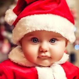 freetoedit pics merrychristmas happy2018 baby