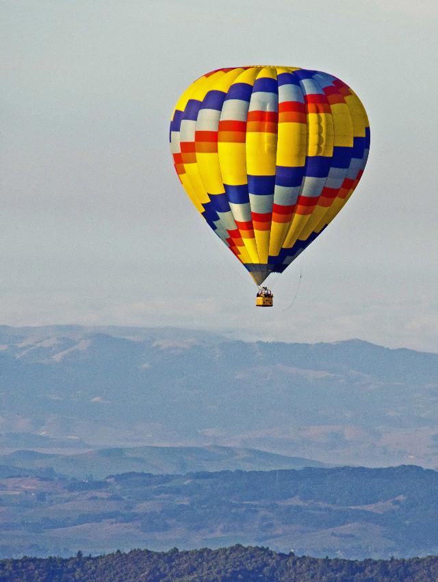 #hotairballoon #napavalley #landscape #travel