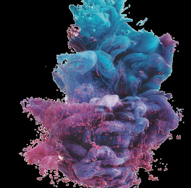 smoke cloud vape colorful ink freetoedit...