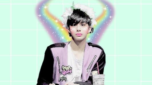 #hyungwon #cute