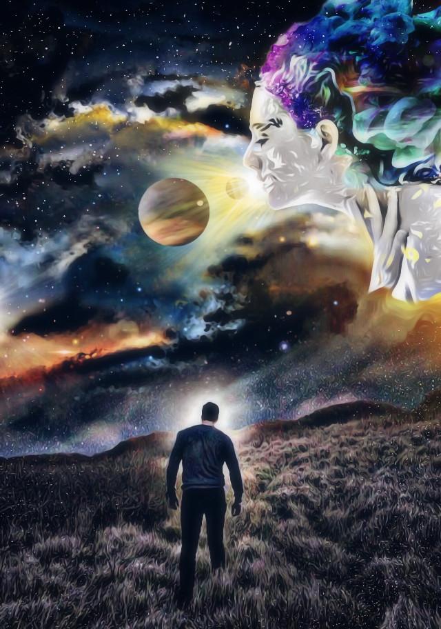 #freetoedit #space #sun #planet