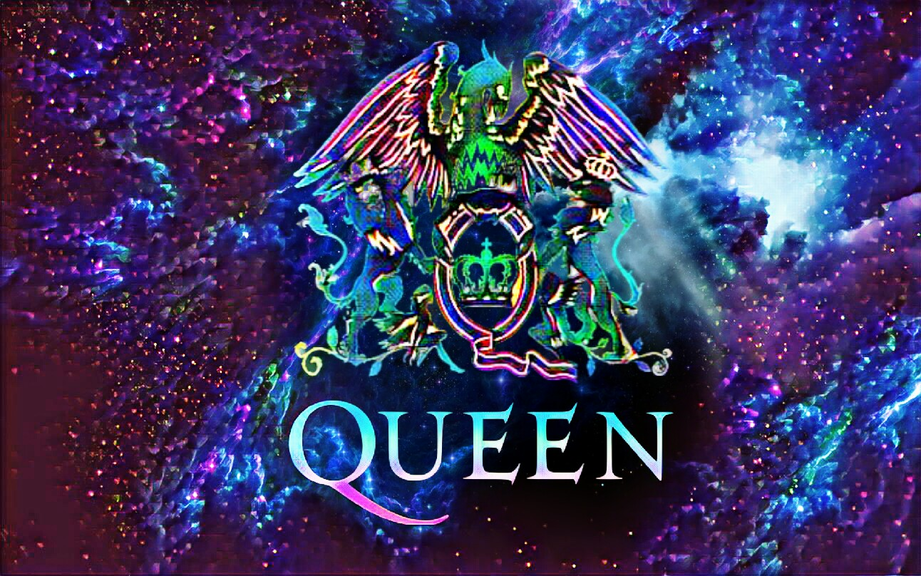Queen Band Rock Freddiemercury Space Wallpaper Queen