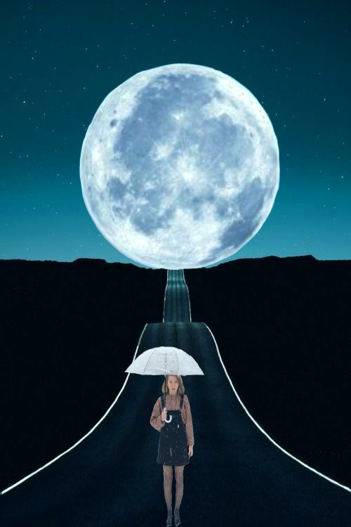 #moonandthegirl #avni #11avni11 #avnijoshi #fantasy #moon #avniedit