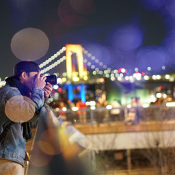 japan odaiba picsart nightphotograpy lowlight