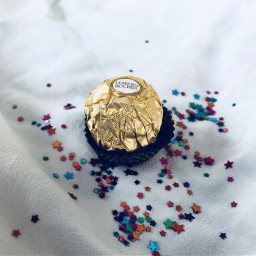 freetoedit birthday chocolate confetti sweets