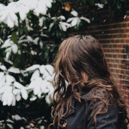 people photography winter hair nature