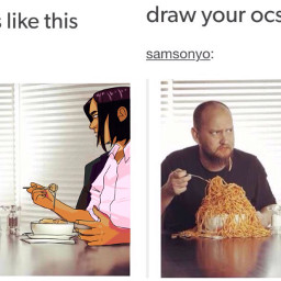 oc art cute meme sketch freetoedit