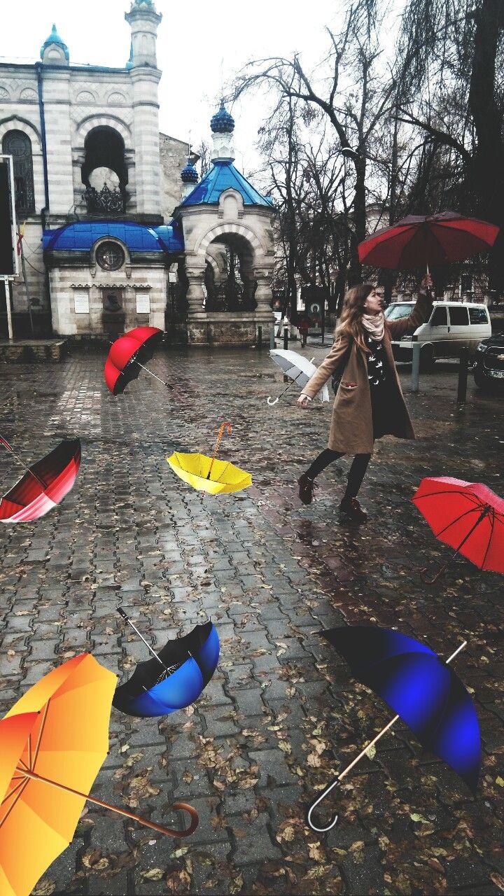 #umbrellavibes #colourfulview