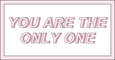 onlyone only one pink tumblr freetoedit