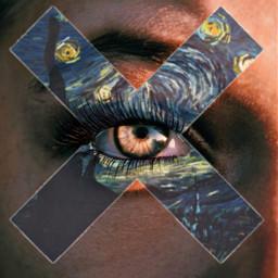 freetoedit x xmarksthespot eye closeup