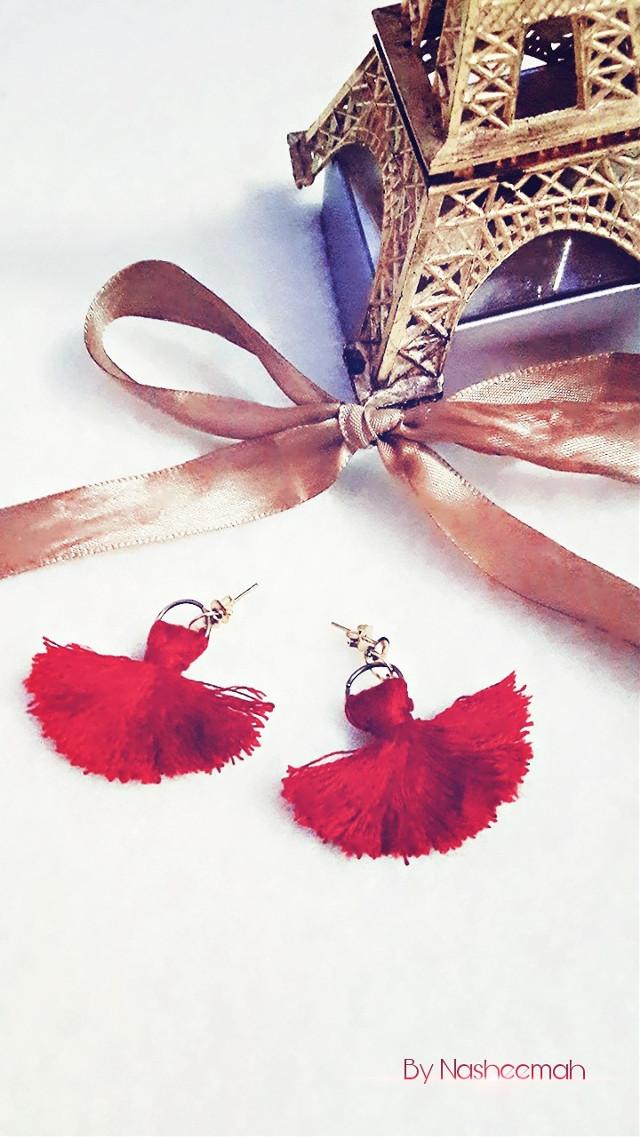 #tassels #fan #earrings #tassel