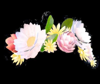 Snapchat Corona Coronadeflores Flores Flor Filtro Filtr