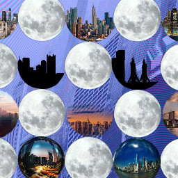 freetoedit remixit city moon cityglasses