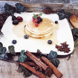 freetoedit pcfavdessert favdessert love pancakes pcbreakfastcriminals pcyum pccomfortfood