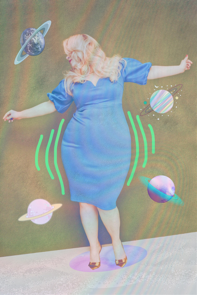 #freetoedit #curvy #curves #saturn #proud #dance #joy #happy#overit #getoverit