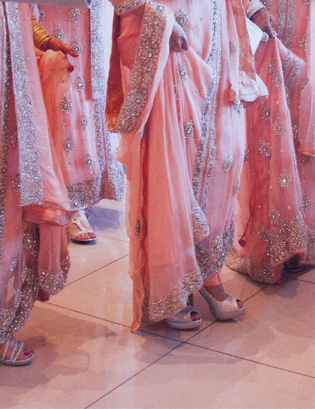 #pcoutfitoftheday #outfitoftheday #fancy #dress #pakistani #rose #peach #lovely #bollywood #highheels #silver #jewelry #heavy #glitterfashion #freetoedit #somethingpink
