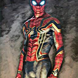 freetoedit avengersinfinitywar avengers marvel spiderman