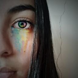 color sadness firstpic freetoedit