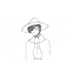 moomin snufkin drawing illustration followme freetoedit