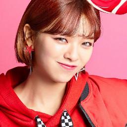 freetoedit twice jeonyeon twicejeonyeon candypop