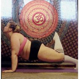 freetoedit yoga yogaeverydamnday plank upwardfacingdog