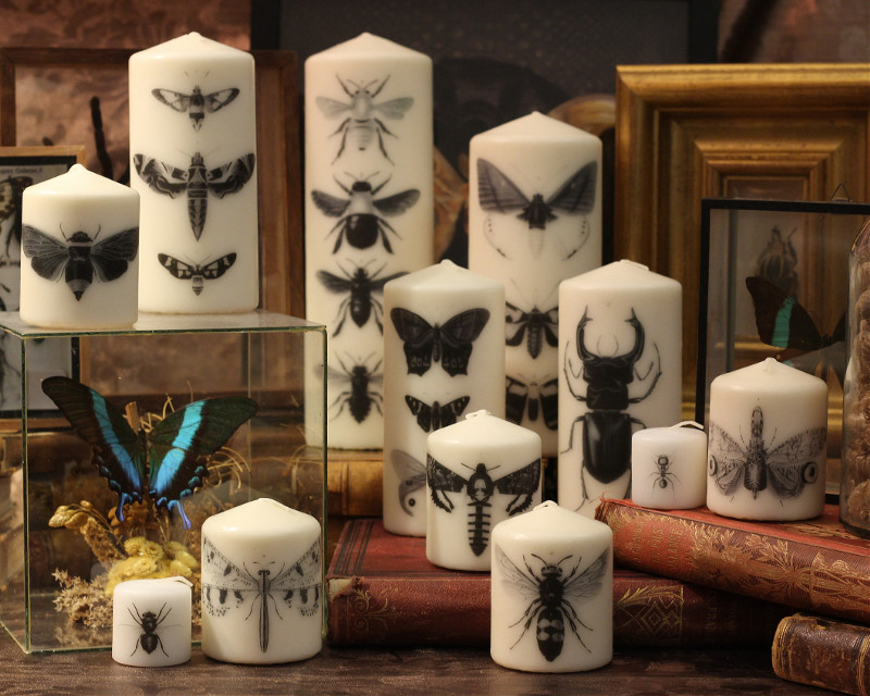 lecabinetdecire.fr instagram.com/le_cabinet_de_cire  Made in France.  This is my tattooed candles, handmade  by me. 😊  #pcbeautifulcandles #beautifulcandles  #pcbeautifulcandles #beautifulcandles