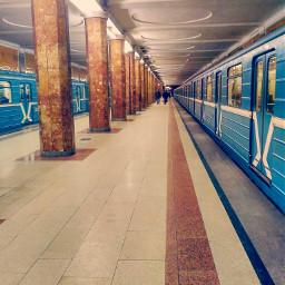 freetoedit photography metro subway moscow