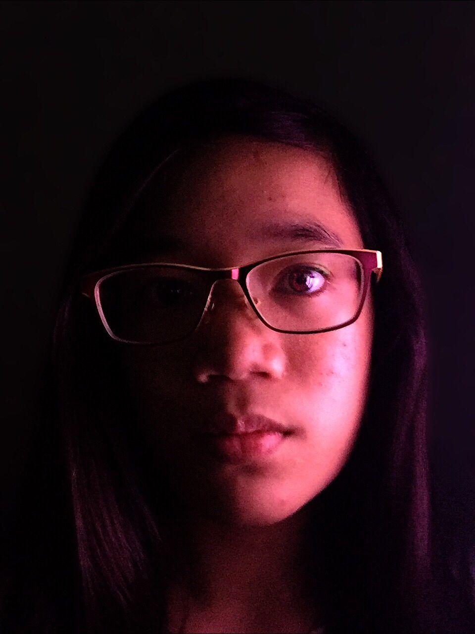 hello #freetoedit #remixit #darkness #glasses