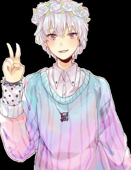 ddlb anime boy kawaii cute ddlg little littlespace anim