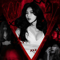 kpop edits hyuna 4minute